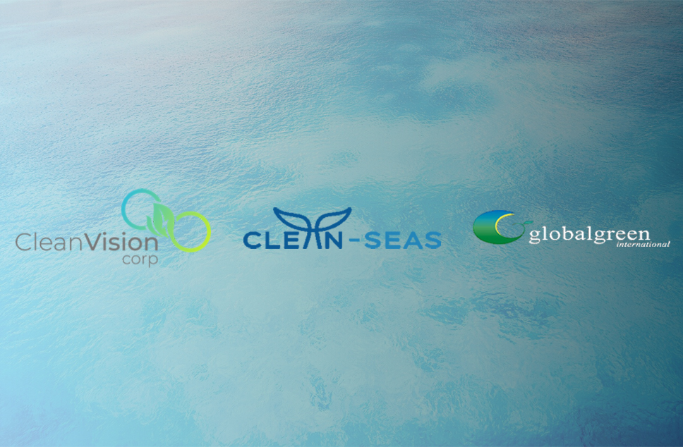 CleanVision Clean-Seas Global Green International Sustainable Investment Recycling